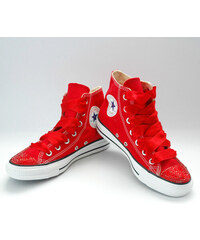 1cd4fb0722a Converse Converse Chuck Taylor All Star M9621 SparkleS Red Red M9621