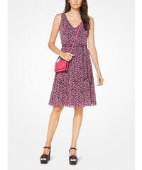 a459f81651 Tmavomodré kvetované šaty s dlhým rukávom Dorothy Perkins - Glami.sk