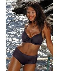 Dorina Figi Black curves kétrészes női fürdőruha fekete dd794e4be0
