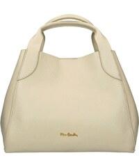 Luxusní kožená kabelka Pierre Cardin FRZ 1619 béžová b385c250ff5