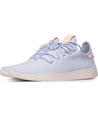1aa29177290 adidas Originals x Pharrell Williams Tennis Hu Aero Blue