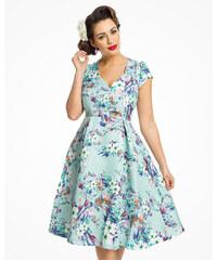 LINDY BOP Dámské retro šaty Celestine 2ca954306a1