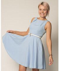 694866912f2 MISFIT Dámské šaty Elsa modré