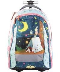 Santoro London - Batoh školní na kolečkách 31l - Mirabelle - Starry Night f00941884b