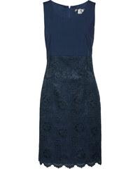 36f6857b44c1 Bonprix Premium púzdrové šaty s čipkou