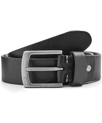 987ef680ffe Salt   Hide Černý kožený pásek