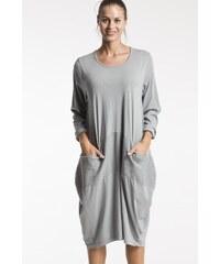 SHOPHYL Dámské jednobarevné šaty Zahara Regram cdd7c5b865f