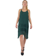 MADE IN EU Dámské šaty krátké plisované LEMONADA b737900fdd
