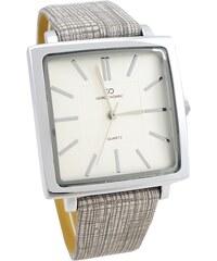 Giorgio Dario Dámské hodinky Giorgio Kubus stříbrno-šedé 614D ef11ffb7d1