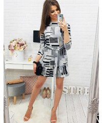 Brand Dámske šaty MARI sivé (ey0330) ey0330 a66a65dc45