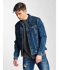 Just Rhyse Férfi farmer dzseki Gaspard kék. Méret csak S. Termék részlete.  -38%. Just Rhyse Freshwater Jeans Jacket Blue M 941c5ce3b2