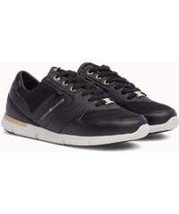 Tommy Hilfiger čierne tenisky Light Weight Breathable Sneaker Black 7e6e0b2ecf
