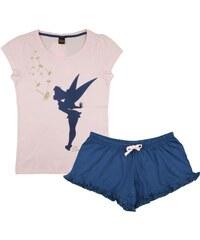 Egyéb márka Csingiling női púder-sötétkék pizsama f4fb06752e