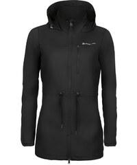 541cef68a20 ALPINE PRO GIANITTA Dámský kabát LCTL030990 černá XS