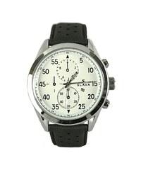 Pánské masivní hodinky SLAVA ciferník 50 mm s bílým ciferníkem 601767b64a