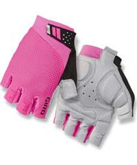 Dámské cyklistické rukavice Giro Monica II Bright Pink 4e8c2337322