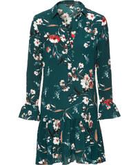 Bonprix Šaty s kvetovanou potlačou 1a1c504a17