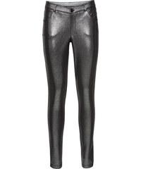 dfdbd32c9d24 Bonprix Džersejové nohavice v metalízovom vzhľade