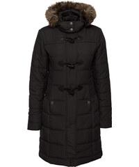 Bonprix Prešívaná bunda s odnímateľnou umelou kožušinkou 1224280127b