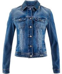 d89b2c723 Bonprix Krátka džínsová bunda - dizajn Maite Kelly