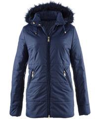 Bonprix Steppelt kabát szőrme betéttel c6ddad6baf