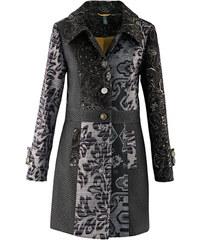 Bonprix Kabát igényesen kidolgozott Jacquard mintázattal be8741fc0d