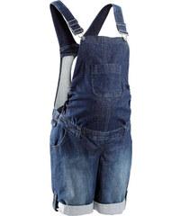 eaf02dbc73c1 Bonprix Tehotenské džínsy na traky