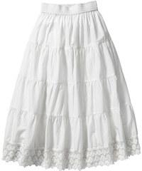 9b4a8a007a97 Pinokio Dievčenské sukne s mašľou - biela - Glami.sk