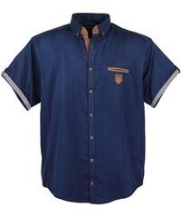 063c513a259 LAVECCHIA košile pánská 1128 nadměrná velikost