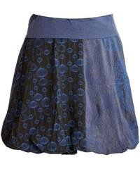 Krátká balonová sukně s potiskem 85a65db418