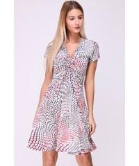 Šaty se slevou 40 % a více s krátkým rukávem - Glami.cz b6751dc0737