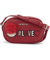 Love Moschino Dámské kabelky Crossbody JC4069PP16LK Červená 4c08008ef5f