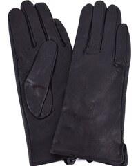 beb2db6bd59 Dámské kožené rukavice Arteddy - černá (M)