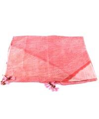 Dámský šátek Arteddy - lososová 540ac617b7