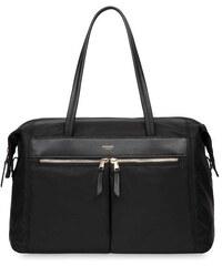 Knomo London Knomo Curzon női laptop táska fekete 0fc01e66e4