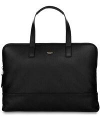 Knomo London Knomo Slim női laptop táska fekete fcc0913f70