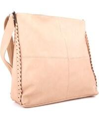 BELLA BELLY Světle hnědá velká dámská kabelka přes rameno Rollie 01458561cc8