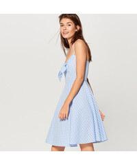 d05c16c47d9 Mohito - Rozšířené šaty s ozdobným vázáním - Vícebarevn