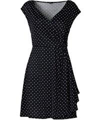 Bonprix Bodkované šaty d79c3f0bc00