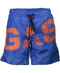 pánské plavky s výrazným logem GAS - modré 845f12f775
