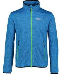 3019eaa8f632 Nordblanc Modrý pánsky sveter OPEN - NBSFM5685