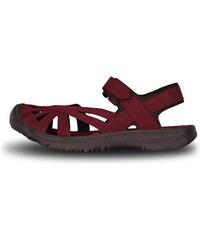 179de8f8ea40 Nordblanc Vínové dámské outdoorové sandály GLARY - NBSS6881