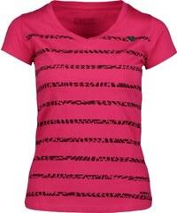 e2a5d2973f82 Nordblanc Ružové dámske bavlnené tričko SORT - NBSLT6731