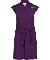 f400cd8522f3 Nordblanc Fialové dámske outdoorové šaty SAIJA - NBSLD4258