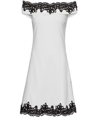 Bílé šaty z obchodu Bonprix.cz - Glami.cz 4f998aad2f