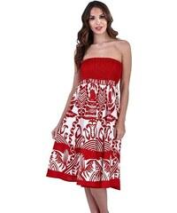 CONTINENTAL Dámské letní šaty sukně 3v1 Selena 481907db65