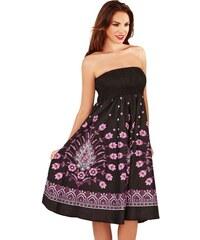 CONTINENTAL Dámské letní šaty sukně 3v1 Lady Gaga 9649659195