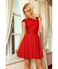 Šaty dámské NUMOCO 157 8 red dd1823b7d2