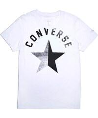 Converse SPLIT STAR CREW TEE 73354f928a