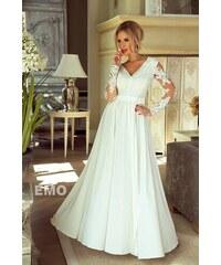7f38381bc1c Elegantní šaty s dlouhým rukávem - Glami.cz